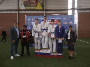 66 кг - Краснеев, Пыринов, Алексеенко